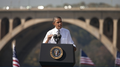 Obama at bridge