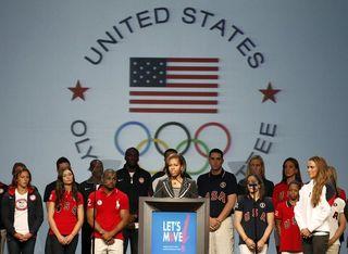 M & Olympics