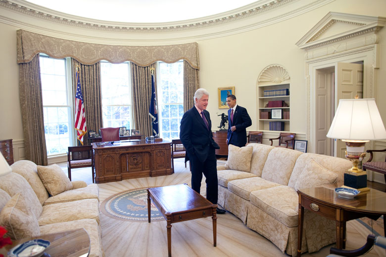 THE OVAL OFFICE DECOR IS SUBJECT TO A PRESIDENTS VETO My year