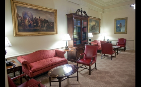 West Wing Reception Room