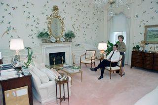 Reagan bedroom