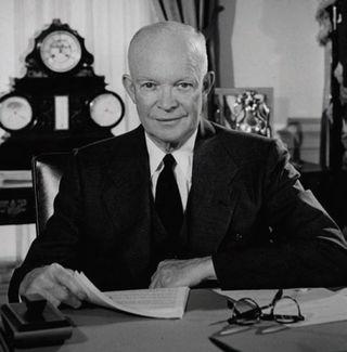 Pres. Eisenhower