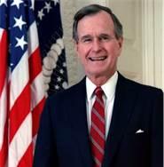 G..H.W. Bush