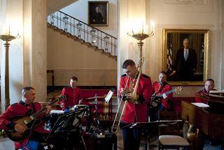 Marine band (Getty)