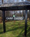 Camp David sign