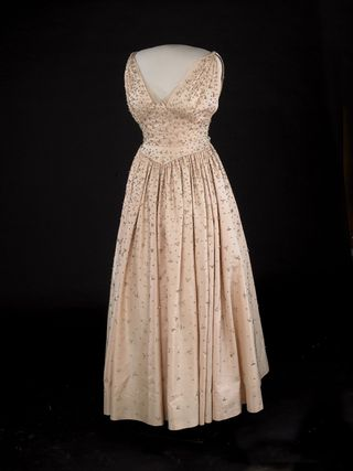 MEisenhower gown