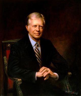 Official-White-House-Jimmy-Carter-portrait