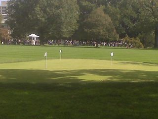 WH putting green