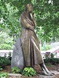 E. Roosevelt monument