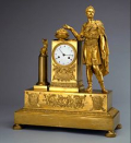 WH french mantel clock