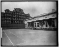 WH tennis court