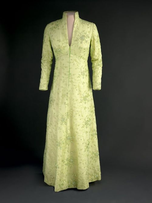 Betty Ford's inaugural gown